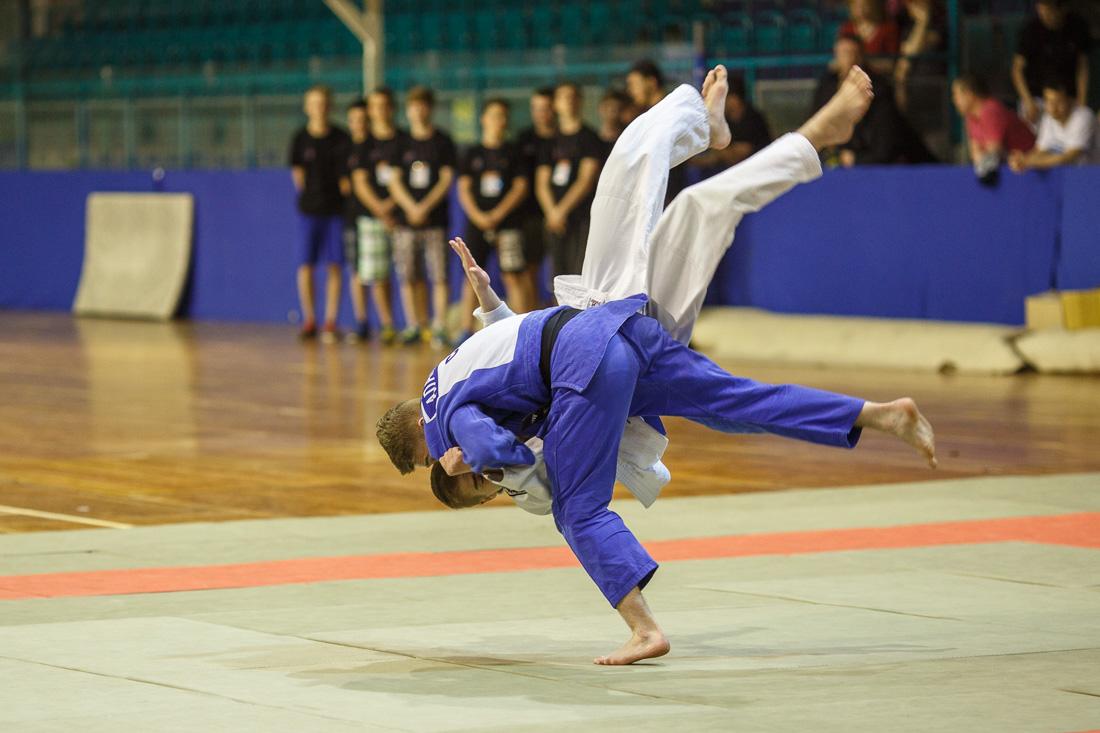 Reportážní fotografie kulturní akce Sportem bavíme Ostravu 2016